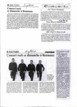 Journal de Reumaux (15/07/2004)