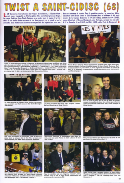 Jukebox Magazine - Reportage (1/03/2010)