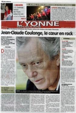 L'Yonne Républicaine (03/01/2012)