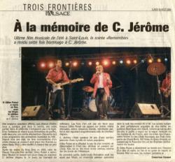 L'Alsace 16/08/2004)