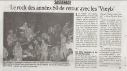 Journal de Grenoble 31/05/2009