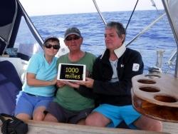 1000 milles !