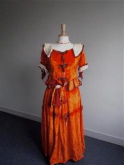 Robe velours et dentelle (Veste et jupe) 34/36