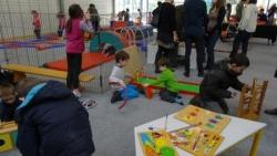 Espace jeux pour les petits