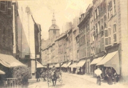 Rue de paris 1904