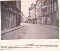 Rue de paris en 40