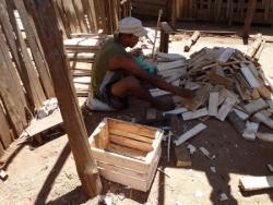 fabrique de cagettes en bois