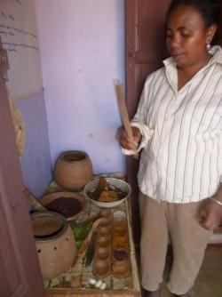 les teintures manuelles pour la soie