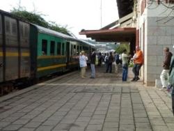 la gare de Fianarantsoa