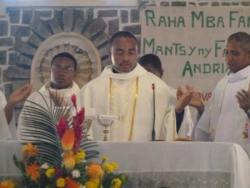 La première messe