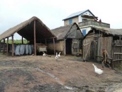 village des charbonniers