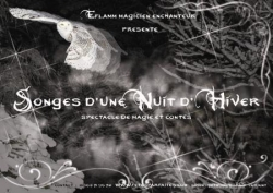 SPECTACLE SONGES D'UNE NUIT D'HIVER
