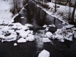 L'Aspre en hiver