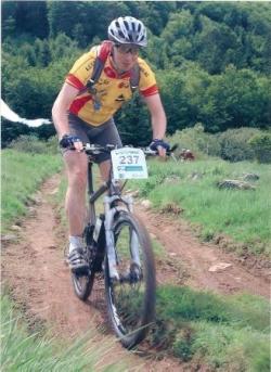 Salers Raid Pastourelle mai 2007