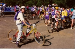 Randos et compétitions de 1989 à 2008