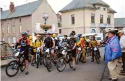 Marcenat, foulées du Cézallier 2008