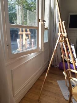 La fenêtre E.