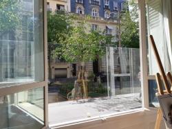 La fenêtre C.