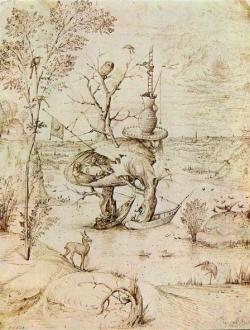 Bosch l'homme arbre