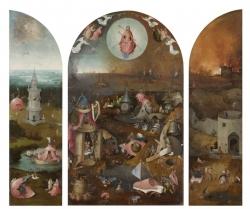 Bosch Le jugement dernier, musée Bruges