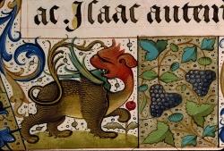 Manuscrits du moyen âge