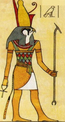 Egypte, Dieux