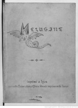 Mélusine et sirènes