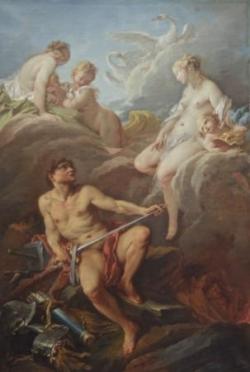 59 François Boucher Vénus demande des armes à V