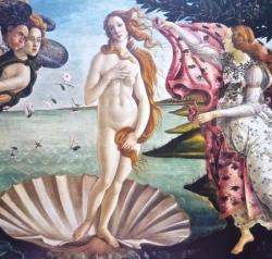 06 Botticelli La naissance de Vénus 1485 .jpg