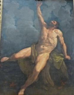 52 Hercule sur le bucher Reni XVIième.jpg