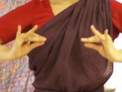 danse indienne premières études