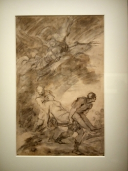 Angélique enlevée Fragonard