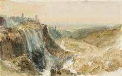 Turner Vue de Tivoli