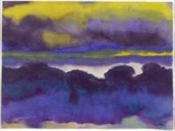 Emile Nolde paysage