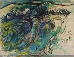 Edouard Pigon Paysage