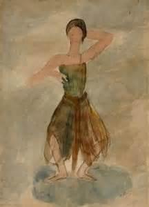Rodin danseuse 1