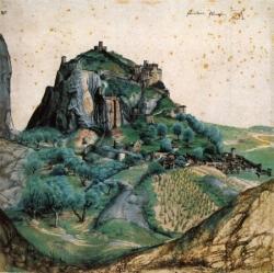 Albrecht Durer paysage