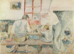 Picasso Heure du diner
