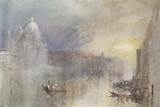 Turner Gran canal Venise