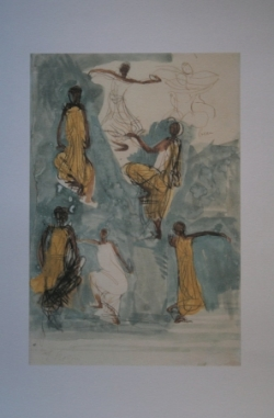 Rodin danseuse