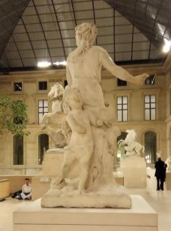 Louvre Les Contrastes