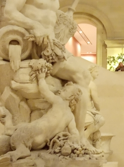 Louvre NET - FLOU