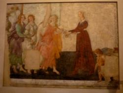 Louvre - Italie XIVèmé - XVème.