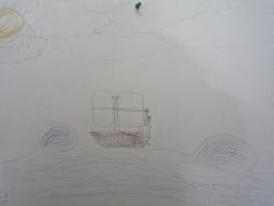 Morgane, Paysage marin
