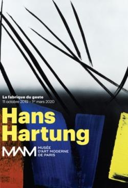 Atelier autour d'Hans Hartung