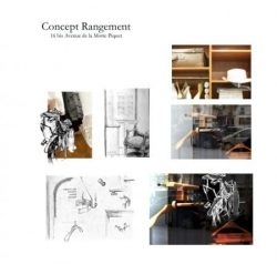 Concept Rangement
