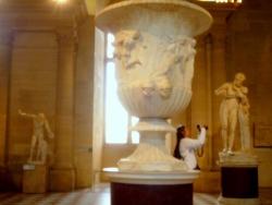 lignes d'une sculpture à l'autre