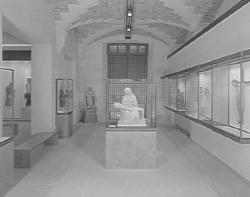 Sculpture Europe du nord.