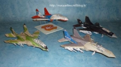 galeries de maquettes