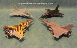 Rafale C Tiger / C / B / M